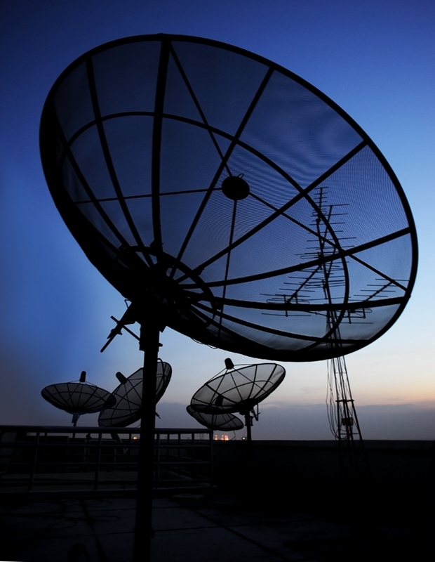 Satellite communication networks can be greatly enhanced with SDN technology.